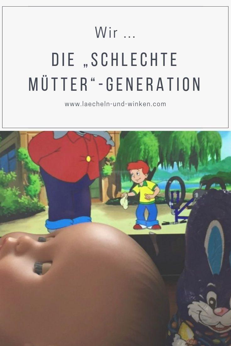 """Rabenmutter 2.0: Wir, die """"schlechte-Mütter""""-Generation"""