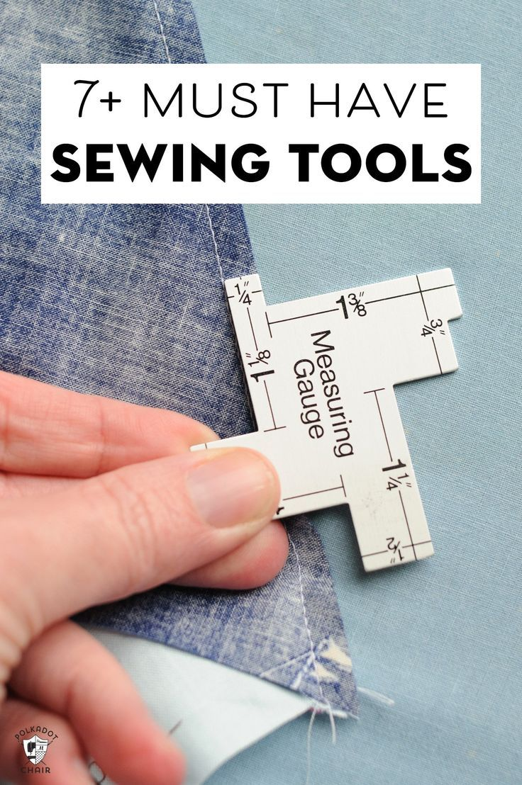 More than 7 Sewing Tools that you didn't know you needed and now you can't live …