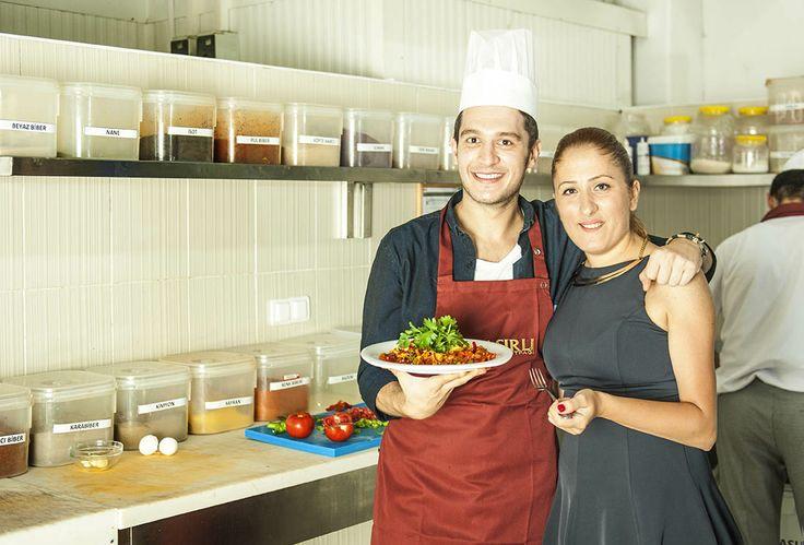 Evdemoda, söyleşi, Uraz Kaygılaroğlu, çekim, menemen, yemek, food, interview