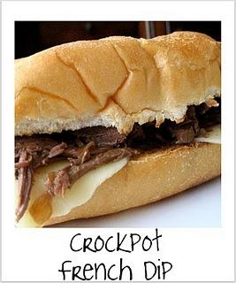 Crock pot french dip