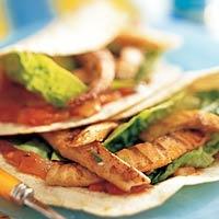 Recept - Taco's met geroosterde vis uit Yucatán - Allerhande