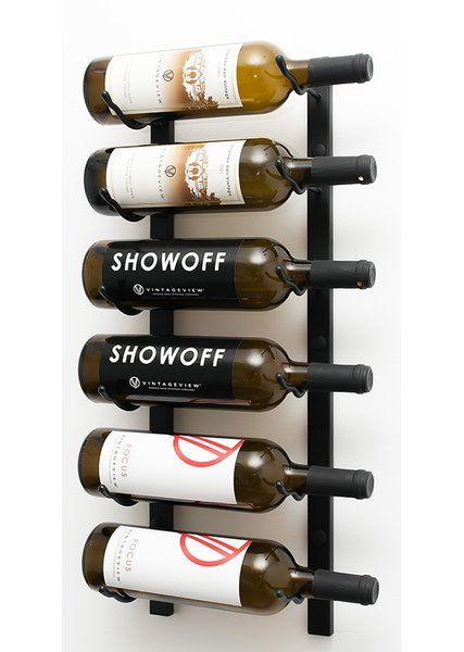 The Brand New Wall Series 6 Bottle Rack Opens Any No Matter How Small