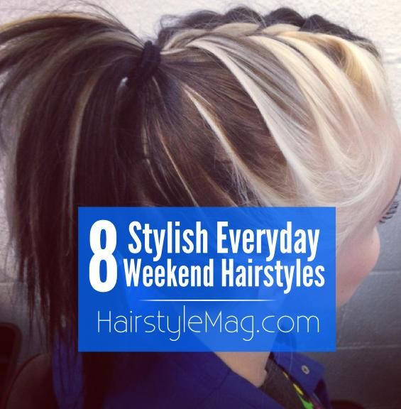 8-Stylish-Everyday-Weekend-Hairstyles