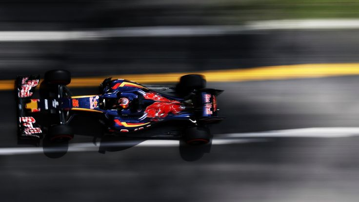 Daniil Kvyat, Carlos Sainz, track action, garage, team, pitlane... enjoy the best shots from our Formula 1 2016 Monaco Grand Prix. Full Gallery on http://win.gs/1YmOAoN. Wallpaper download section on win.gs/1ZYW0NS. #F1 #tororosso #kvyat #sainz #redbull #MonacoGP