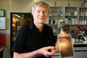 Record Efficiency for Organic Solar Cells Obtained by Michael Gratzel - The Green Optimistic