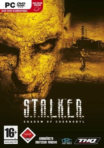 """A quanti di voi piace """"S.T.A.L.K.E.R.: SHADOW OF CHERNOBYL"""" ?    GENERE: Sparatutto in prima persona, Videogioco di ruolo"""