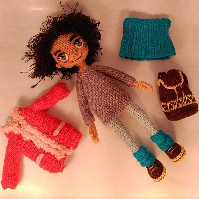 #Engrydolls #crochetdolls #crochet #ganchillo #muñecasdeganchillo #moneca #muñeca #dolls #poupee #juguetes #juguetesdelana #juguetesdecrochet #amigurumidolls  #artesania #amigurumi #handmadedolls #handmade #feitoaman #hechoamano #artesaniagallega