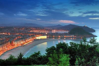 San Sebastian - Donosti , la ciudad más bella...