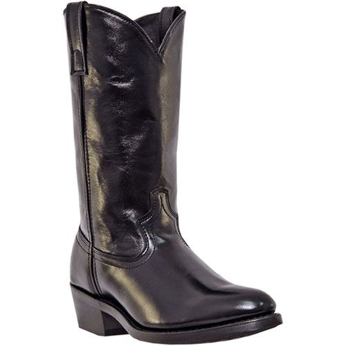 Laredo Men's Round Toe Leather Wellington Boots – Go Shop Shoes