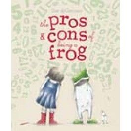 The Pros and Cons of Being a Frog $14.99