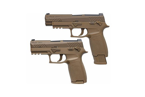 The Army's New Sidearm - SIG M17 Save those thumbs & bucks w/ free shipping on this magloader I purchased mine http://www.amazon.com/shops/raeind  No more leaving the last round out because it is too hard to get in. And you will load them faster and easier, to maximize your shooting enjoyment.  loader does it all easily, painlessly, and perfectly reliably