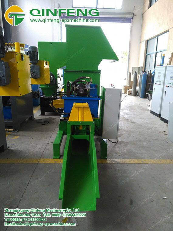 Qinfeng Machinery Is A Foam Recycling Machine Manufacturer And Supplier In China Which Can Provide You With High Quali Compactor Recycling Machines Polystyrene