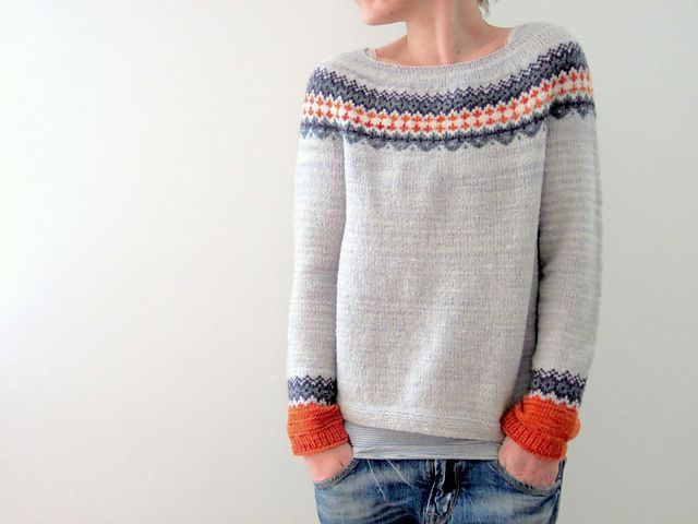 Ravelry: lilalu's Ingrid - take two