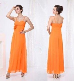 ICacha Fashion - SPAGHETTI STRAPS BRIDESMAID DRESS, $99.99 (http://www.icachafashion.com/spaghetti-straps-bridesmaid-dress/)