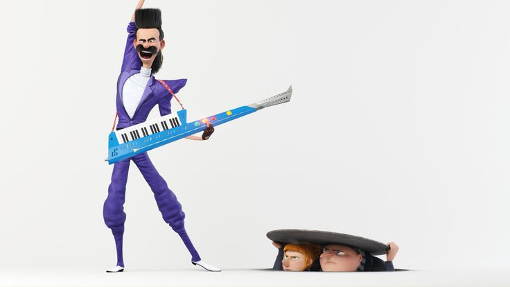 Play Despicable Me 3 Full Movie Gru and his wife Lucy must stop former '80s child star Balthazar Bratt from achieving world domination..