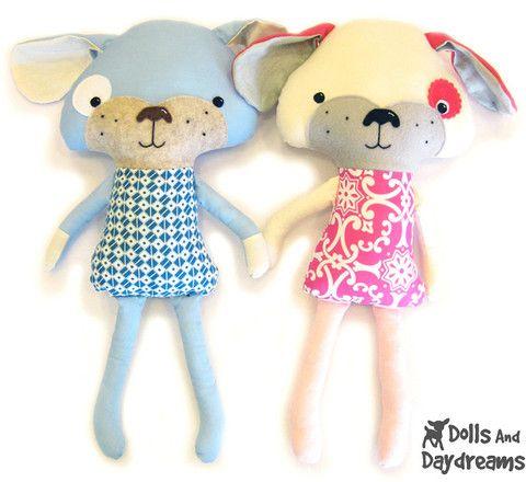 17 besten Dolls Bilder auf Pinterest   Stoffpuppen, Stuffed animals ...