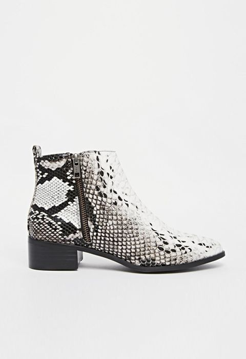 """I have boots very similar to this and love them!  I wear them as a """"neutral"""" print to add interest to an otherwise basic outfit for work or hanging out"""