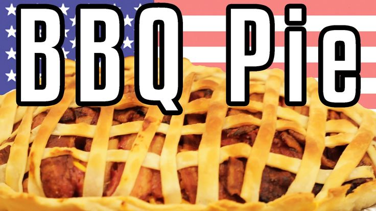 BBQ Pie - Epic Meal Time