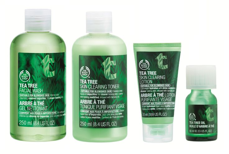 Prone to blemishes, blackheads, and oily skin? So the body shop tea tree range is for you. It contains the power of natural tea tree, which is clinically proven to give clearer skin from one week. …