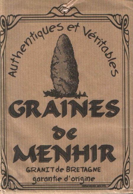 .graines de Menhir
