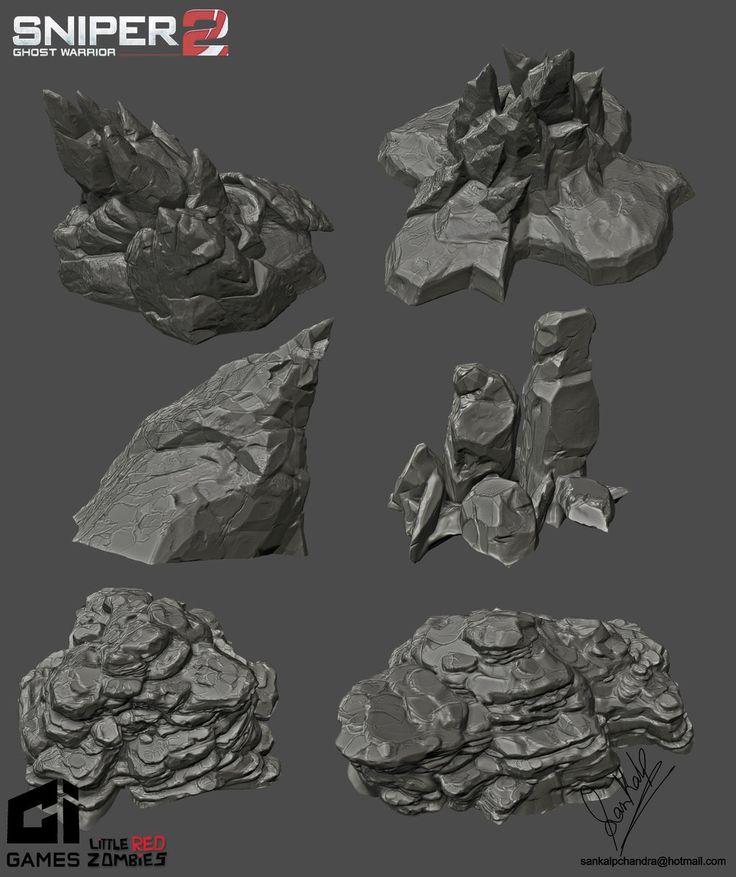 SGW2 Rocks by sankalp23.deviantart.com on @deviantART