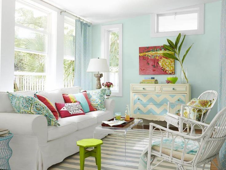 Beach Themed Living Rooms Beach Living Room Cottage Living