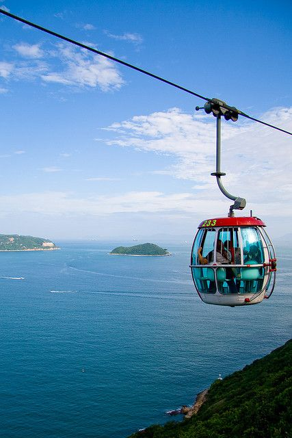 1. In hong kong there are many things you can do, it has beautiful cities along with nice landscape.