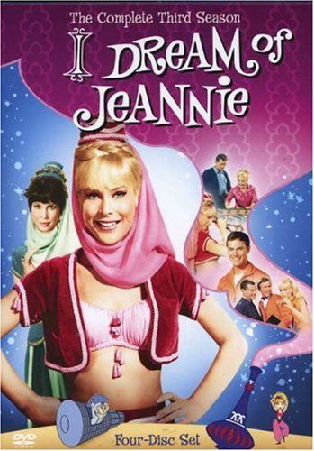I Dream of Jeannie - The Complete Third Season Movie Poster