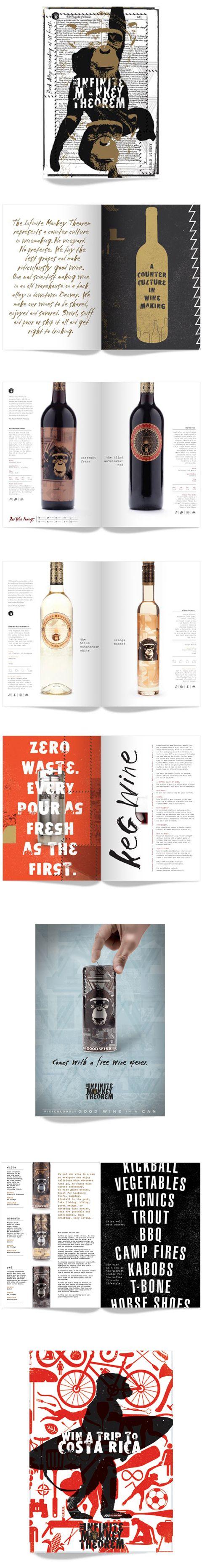 Grit Goes Big-Print to Promote Denver Urban Winery The Infinite Monkey Theorem