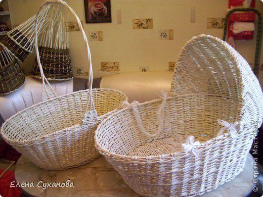 Поделка изделие Плетение Мои изделия из ивовой лозы Дерево фото 1