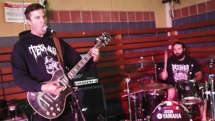 Meth Leppard - Grind Madness at The Worldsend 16 Oct 2016