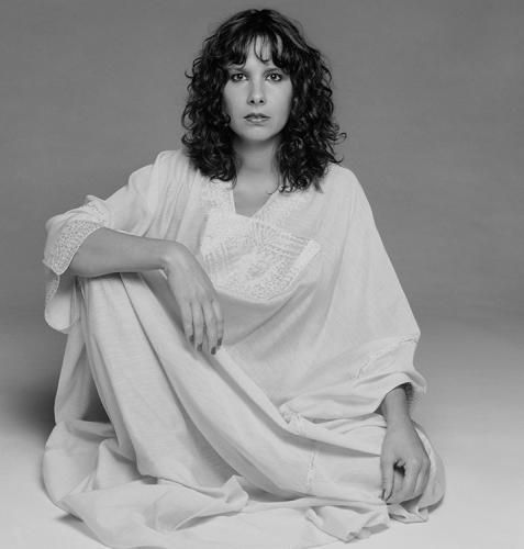 """Gisela Getty aka Martine Getty by Terry O'Neill   German actress and wife of John Paul Getty III, Gisela Getty aka Martine Getty, circa 1975.  Limited Edition Silver Gelatin Signed and Numbered  16"""" x 16"""" / 20"""" x 20""""  24"""" x 24"""" / 30"""" x 30""""  40"""" x 40"""" / 48"""" x 48"""" / 60"""" x 60"""" / 72"""" x 72""""  For questions or prices please contact us at info@igifa.com      IGI FINE ART"""