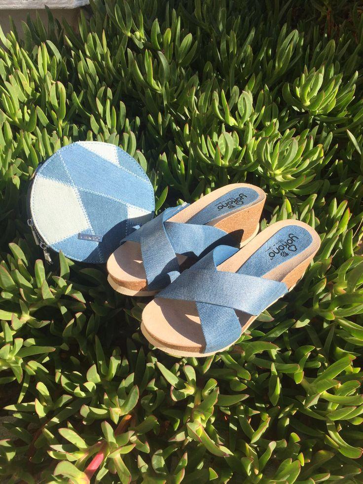 Esta temporada causa sensación el vaquero, bolso chika10 y zapatos yokono tienda online o webshop www.zapatosparatodos.es