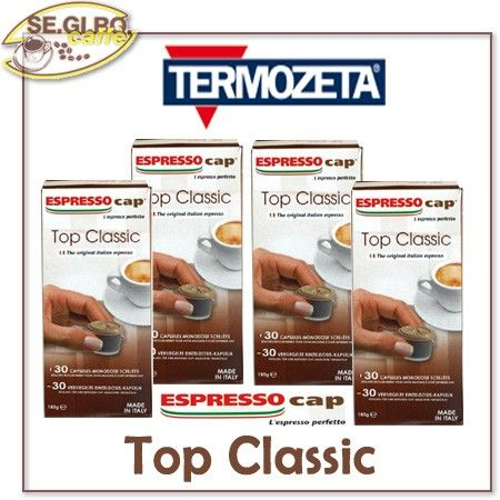 Termozeta Espresso Cap TOP CLASSIC
