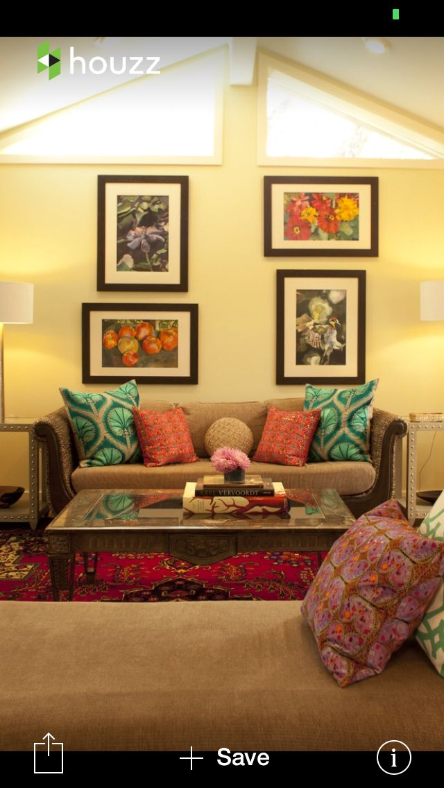 17 best images about for our home on pinterest for Indian ethnic living room designs