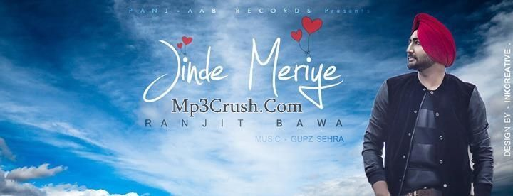 Ranjit Bawa New Romantic Song Download With HD Video And Mp3 Song And Lyrics In One Click . Download Free From www.mp3crush.com