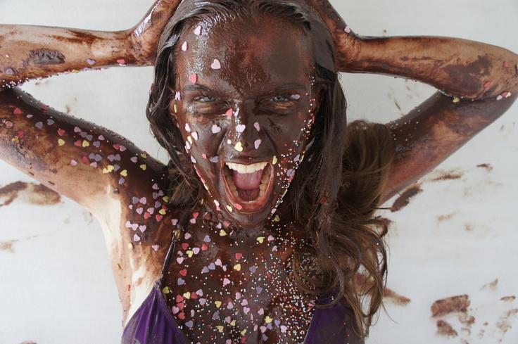 Chocolate Lady