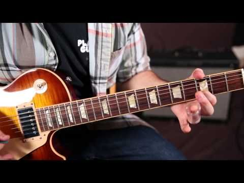 Led Zeppelin - When the Levee Breaks - Guitar Lesson Tutorial - Slide Guitar and Riffs - YouTube