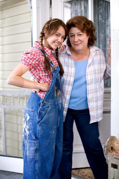 Hannah Montana - O Filme : Foto Margo Martindale, Miley Cyrus, Peter Chelsom