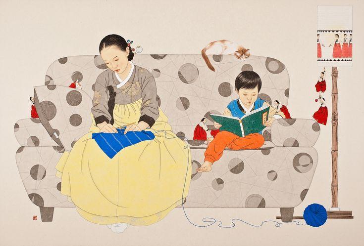 While You Were Sleeping 13. Shin Sun Mi (2013)