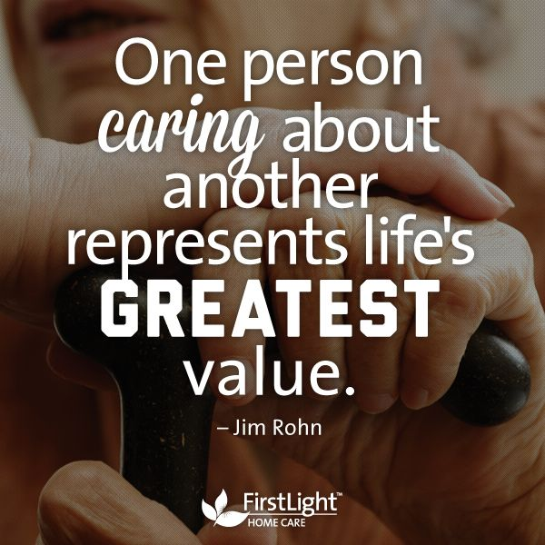 A little inspiration for all the amazing caregivers helping those in need #caregiver