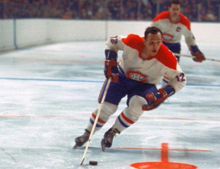Yvan Cournoyer, Montreal Canadiens. (NHL ⭕️riginal_6️⃣ (@NHL_ORIGINAL_6) | Twitter)