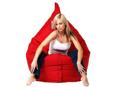 """Here's an awesome gift for gamers, sports fans, dorm-dwelling college students, and anyone who loves having a big comfy place to kick back! You can position the Sumo Omni Beanbag Chair into almost any position you want to get that """"just right"""" angle for reading, playing, or catching a nap!"""