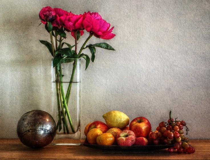 """Still Life with Fruit"" by Link Bekka, via 500px."
