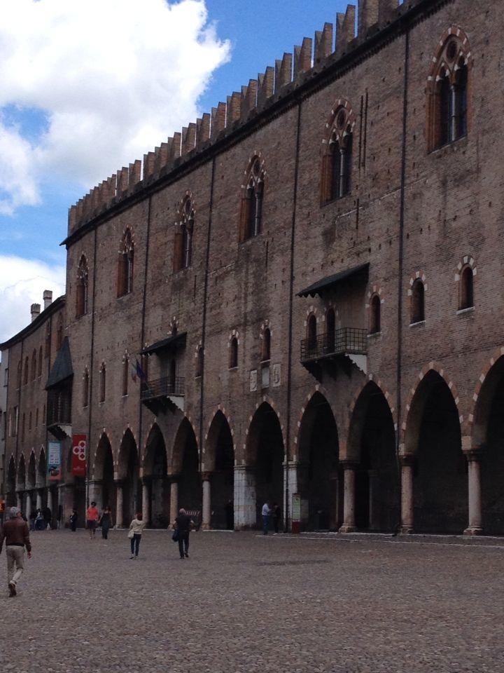 Palazzo Ducale. Mantova