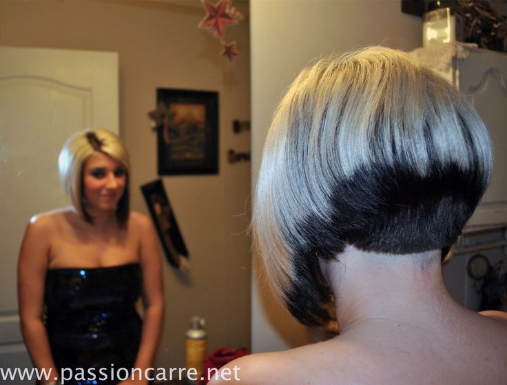 A-line bob - Passion Carré | Hairstyles (Bobs) | Hair cuts ...