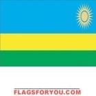 2' x 3' Rwanda flag