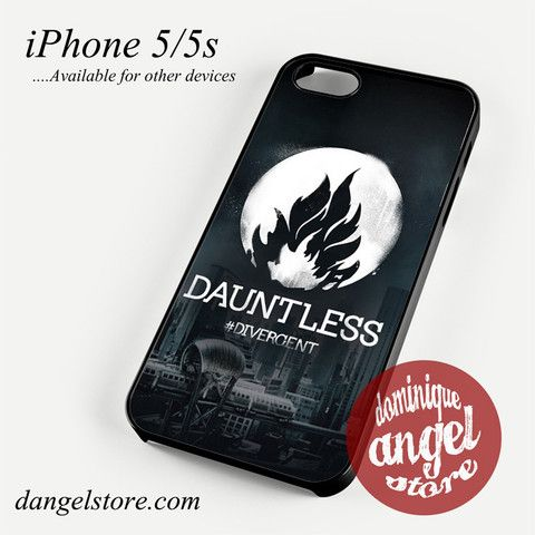 Divergent Dauntless 2 Phone Case for iPhone 4/4s/5/5c/5s/6/6s/6 plus