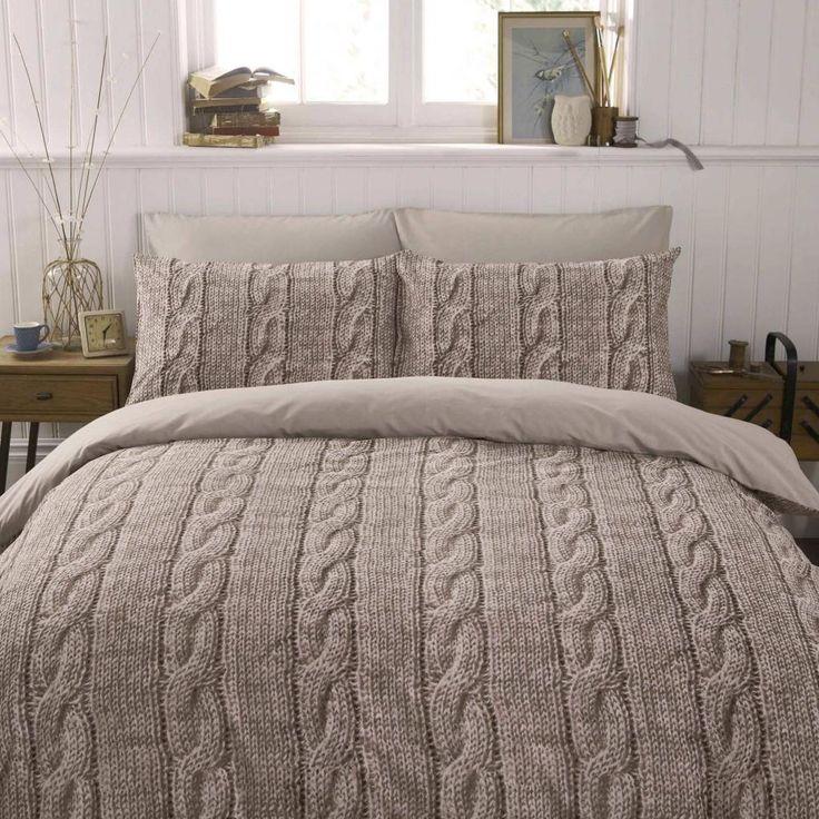 18 best Master Bedroom images on Pinterest | Master bedrooms, Bed ... : brown quilt cover - Adamdwight.com