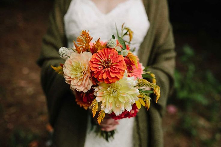 Don't miss the photo booth idea at this stunning handcrafted wedding in North Carolina